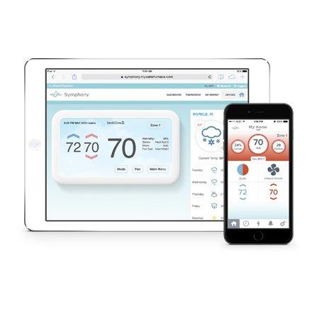 Symphony Web-Enabled Home Comfort Platform | WaterFurnace