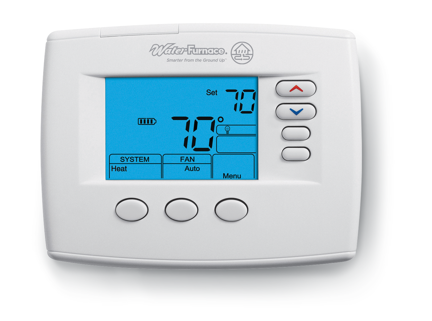 columbia furnace and honeywell thermostat