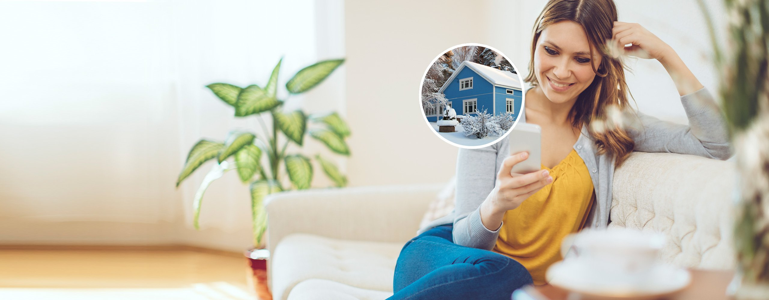 Thinking about monitoring a second home?