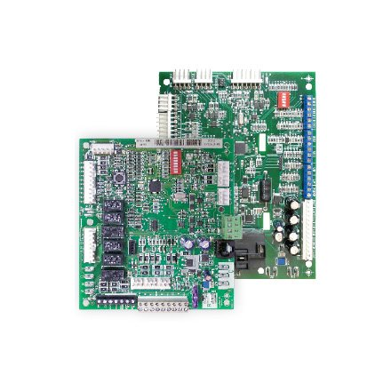 Aurora controls circuitboards