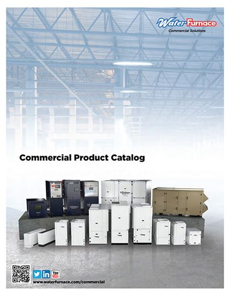 Commercial Product Catalog