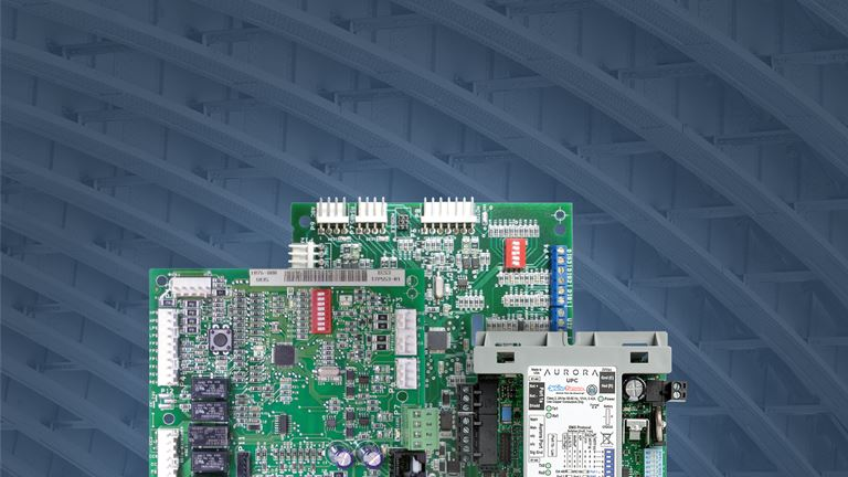 Commercial control boards